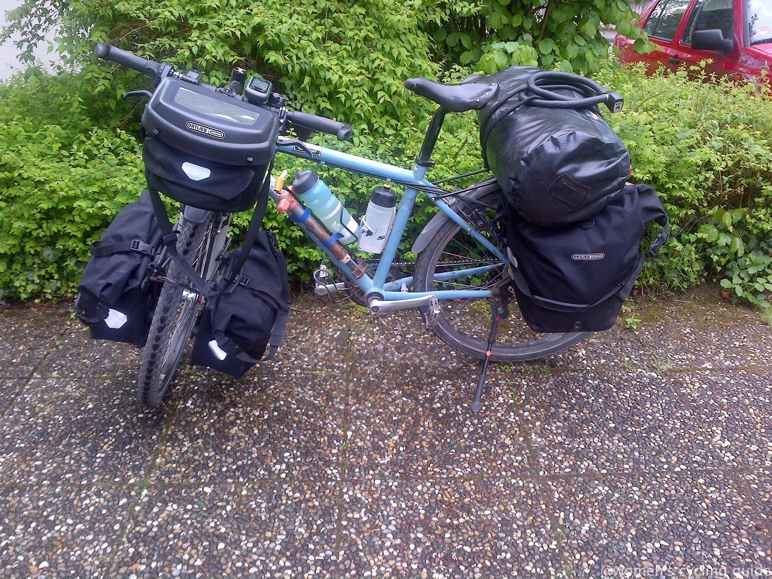 fahrrad durch deutschland