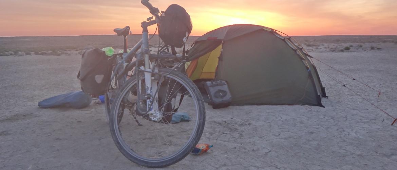 Camping Uzbekistan